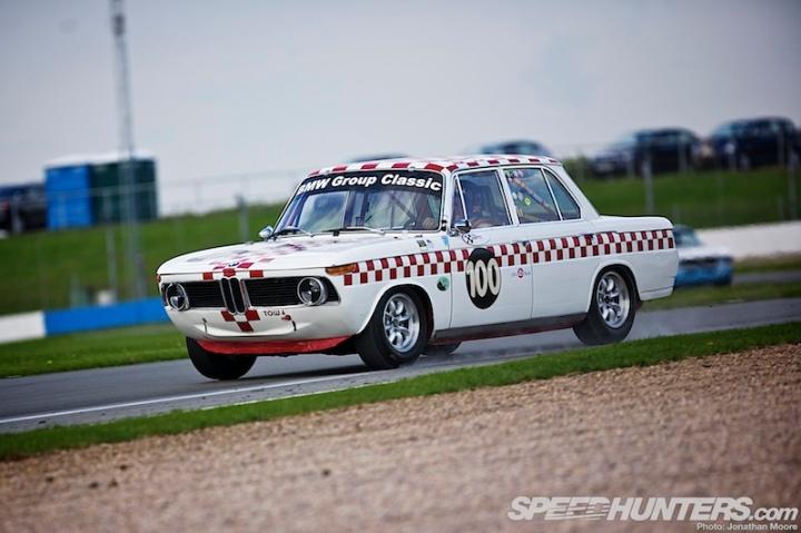 Johnny Cecotto manejará un BMW TiSA en el trofeo St. Mary en el Revival de Goodwood (Foto: Prensa Johnny Cecotto)