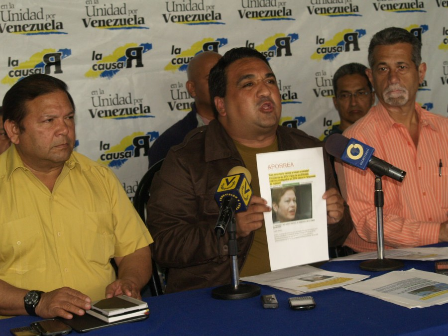 (Foto: Prensa Luis Edgardo Mata)