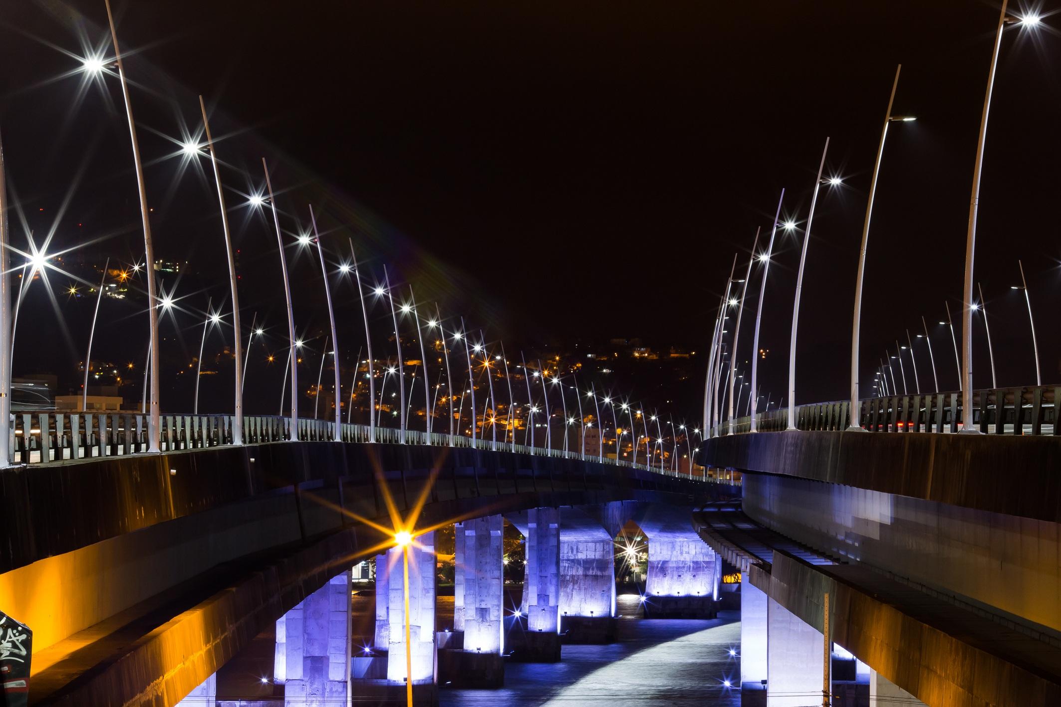 Iluminaci N Led En Carreteras Seguridad Vial Y Ahorro
