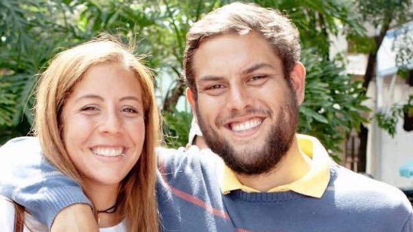 Juan Requesens y Rafaela Requesens