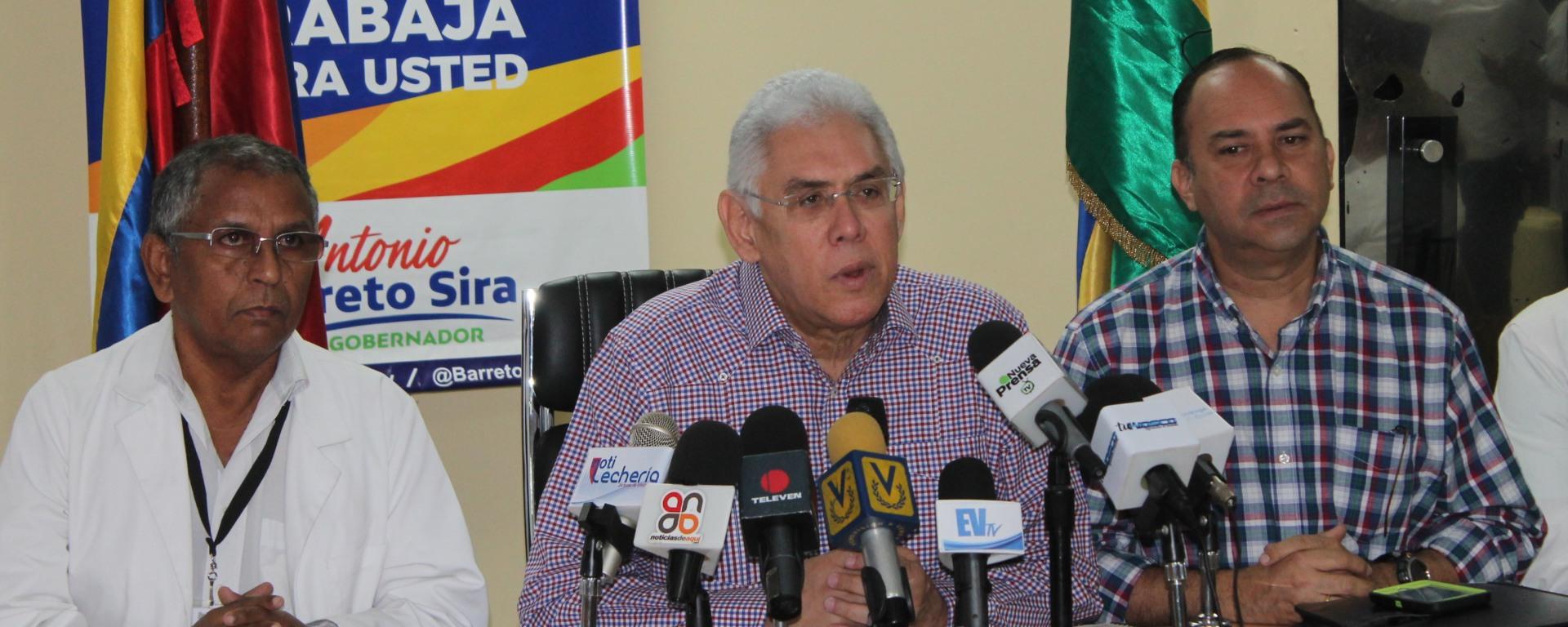 Antonio Barreto Sira