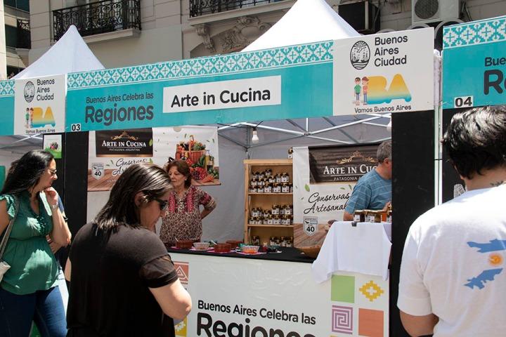 Buenos Aires celebra las Regiones