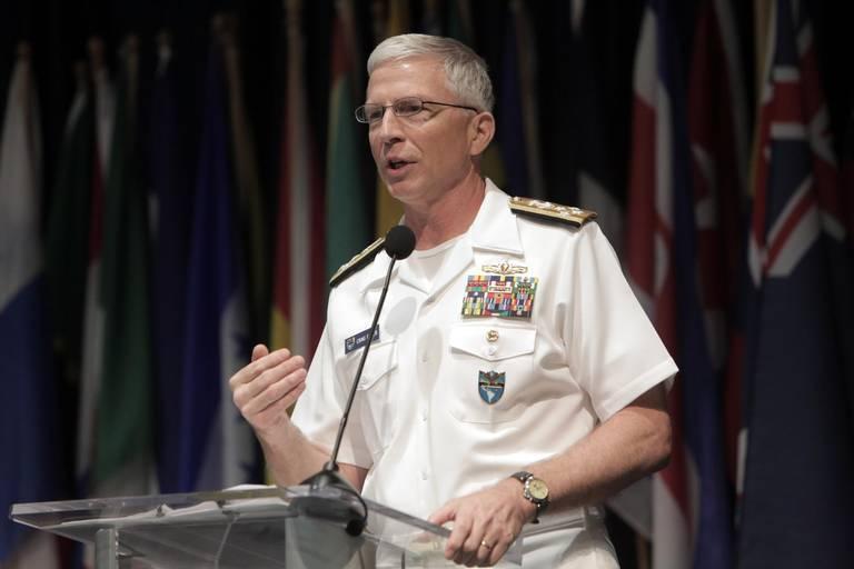 Craig Faller - Comando Sur