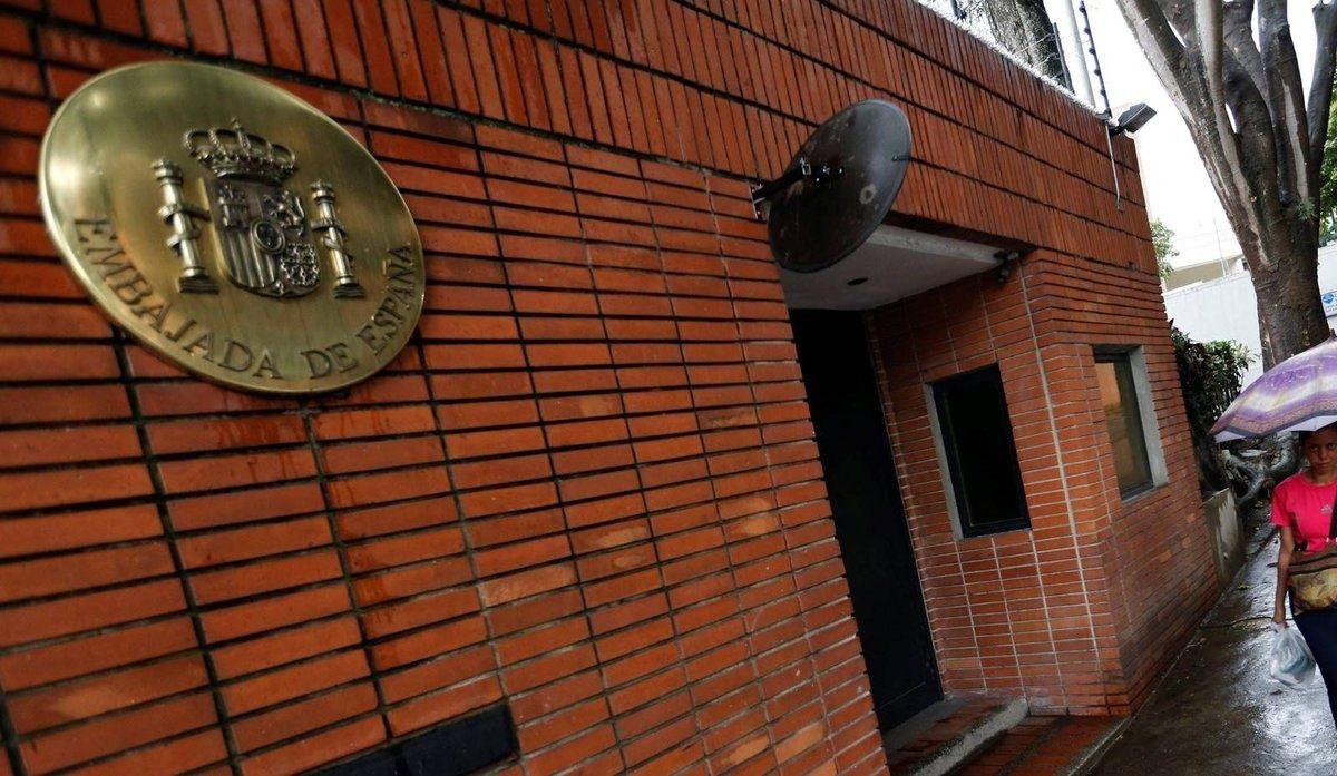 Embajada de España en Venezuela