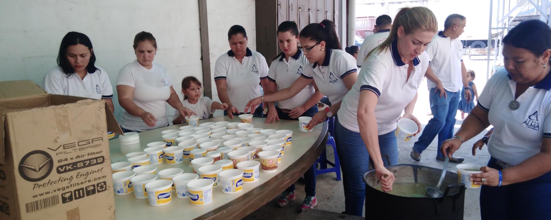 Fundación Alma