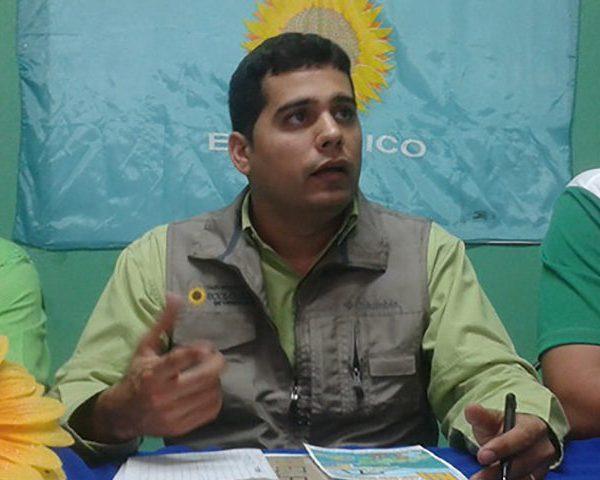 Alejandro Aguilera Movimiento Ecológico