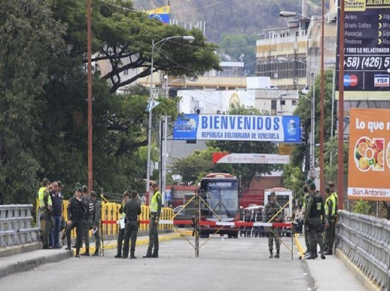 Frontera Colomb Venezolana