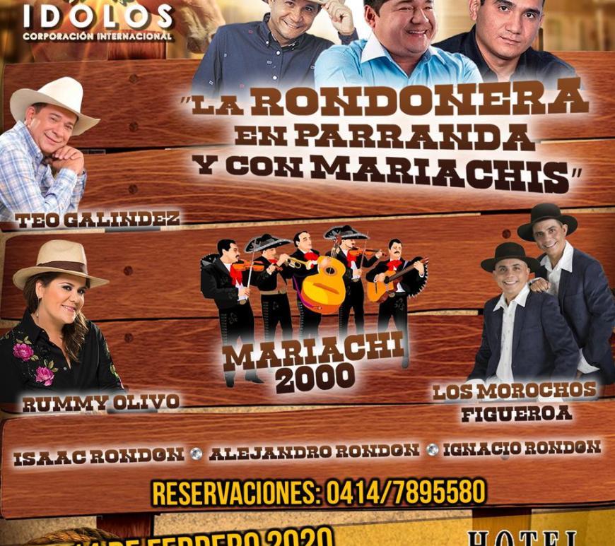 La Rondonera en Parranda