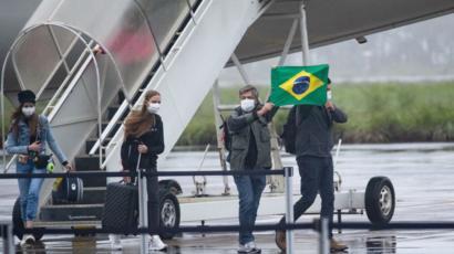 Brasil coronavirus Latinoamerica
